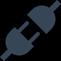 Plug Logo | Qashier